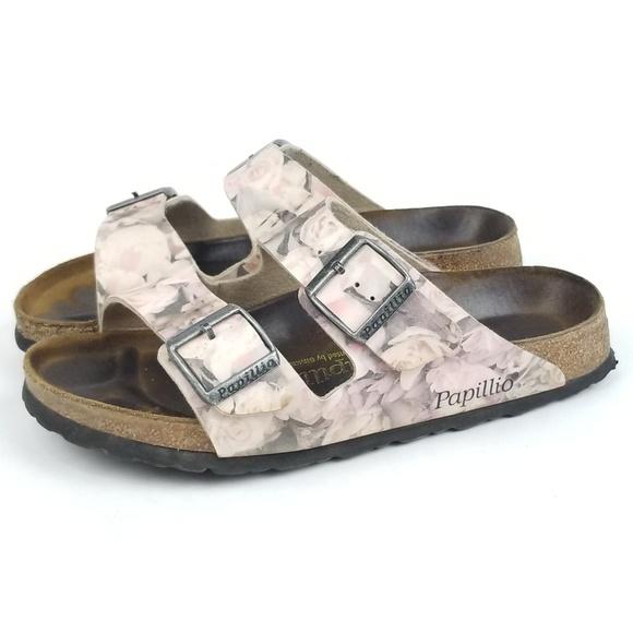 fe6e9228e3603 Birkenstock Shoes - Birkenstock Papillio Floral Sandal 8 / 39 EH13